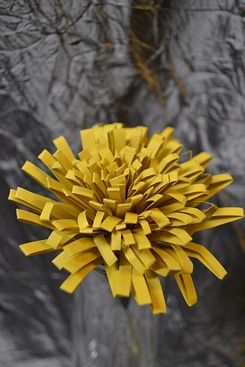 Paper flower created by Eventistry