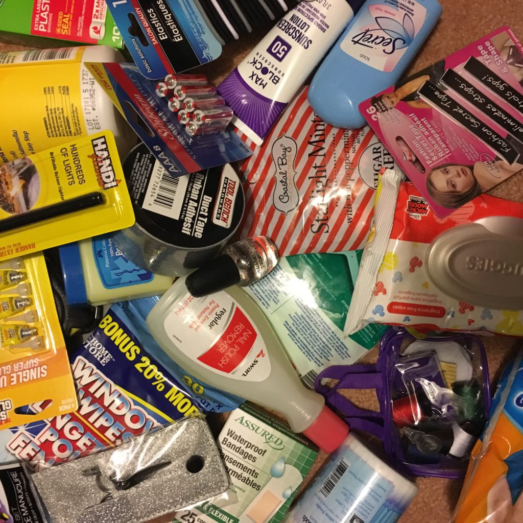 What to Pack in Your Emergency Kit