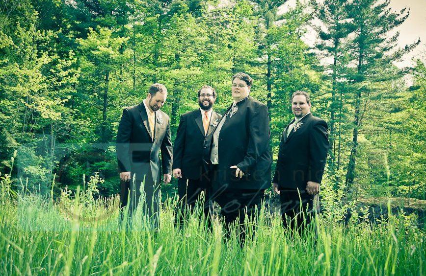 groom and groomsmen cleveland wedding planner
