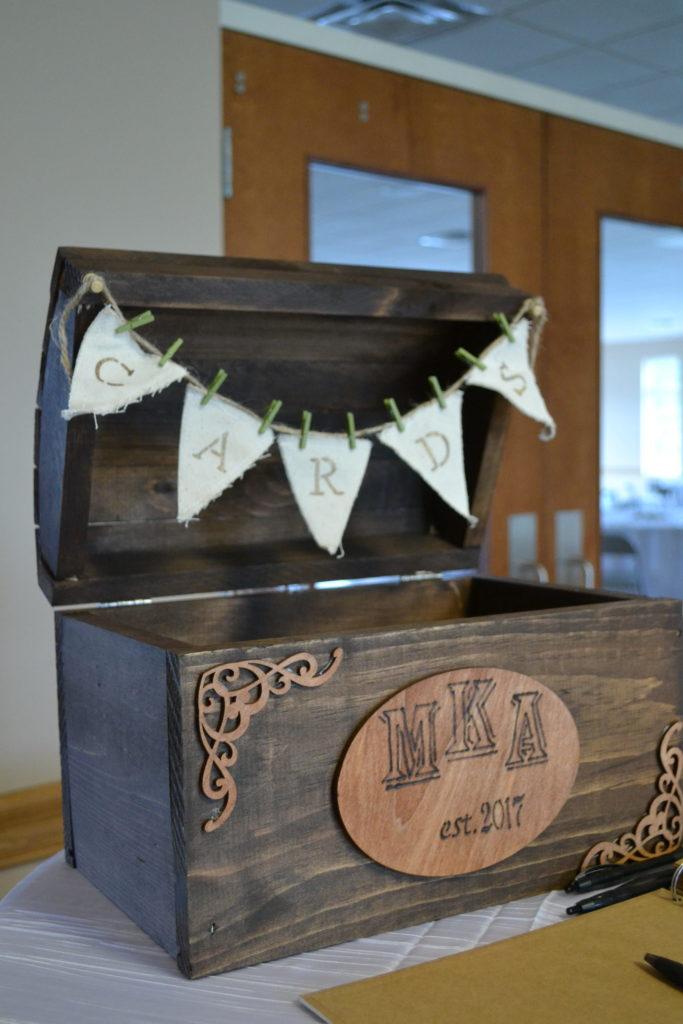 Card Box Wedding