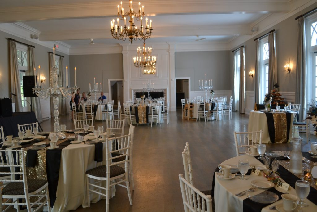 wedding reception cleveland wedding planner