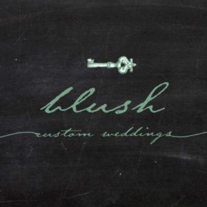 Professional Spotlight:  Blush Custom Weddings
