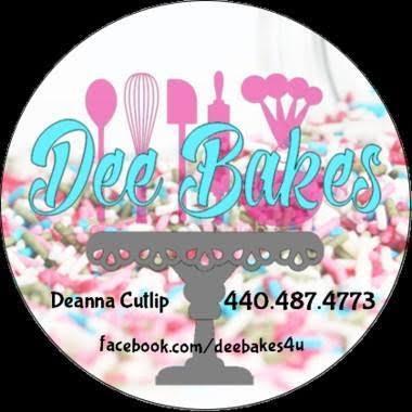dee bakes logo