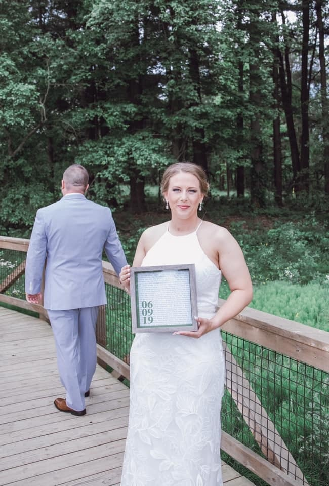 cleveland wedding planner bride and groom