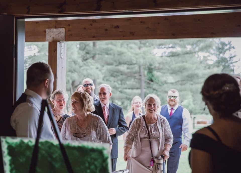 cleveland wedding planner wedding guests