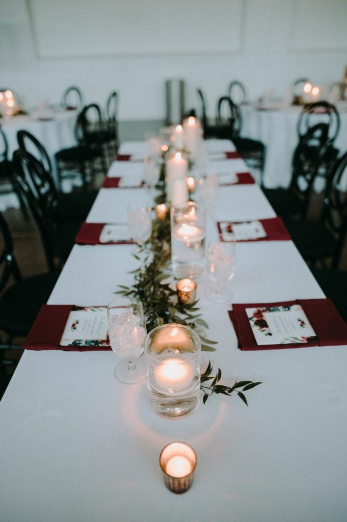 tablescape cleveland wedding planner