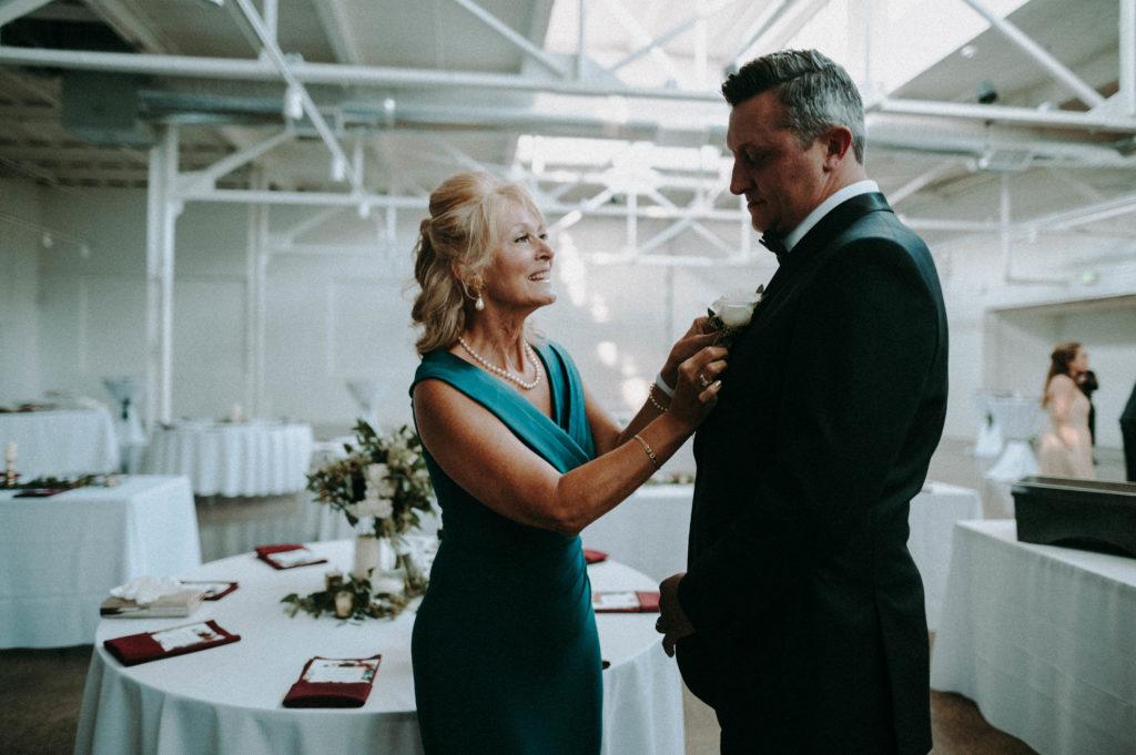 mother of groom cleveland wedding planner