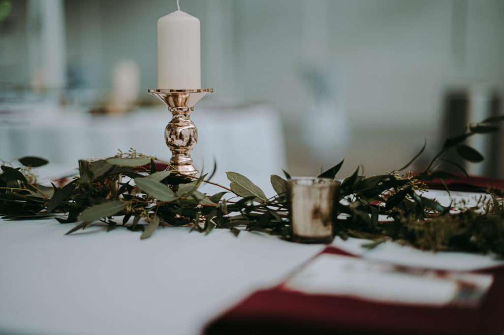tablescape cleveland wedding planner