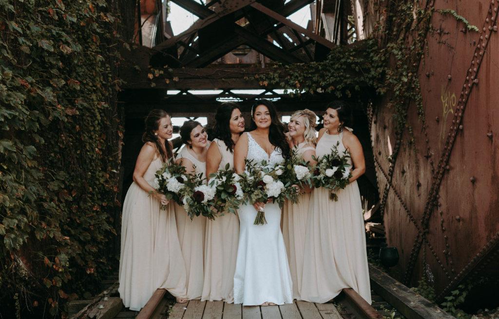 bridesmaids cleveland wedding planner