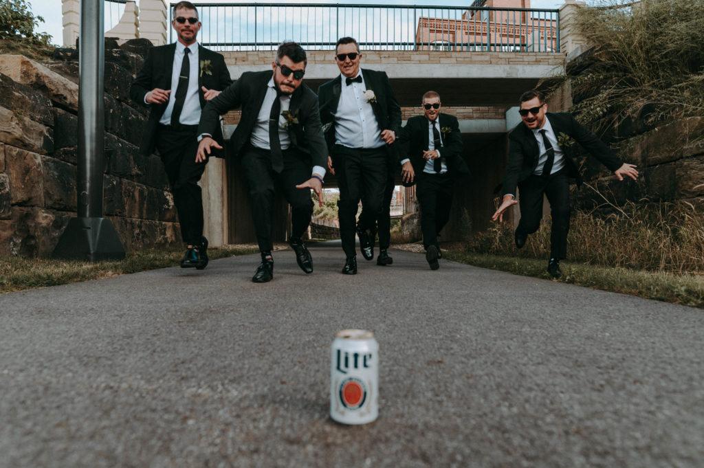 groomsmen cleveland wedding planner
