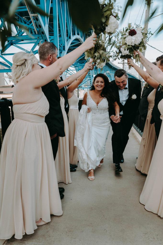 wedding party cleveland wedding planner