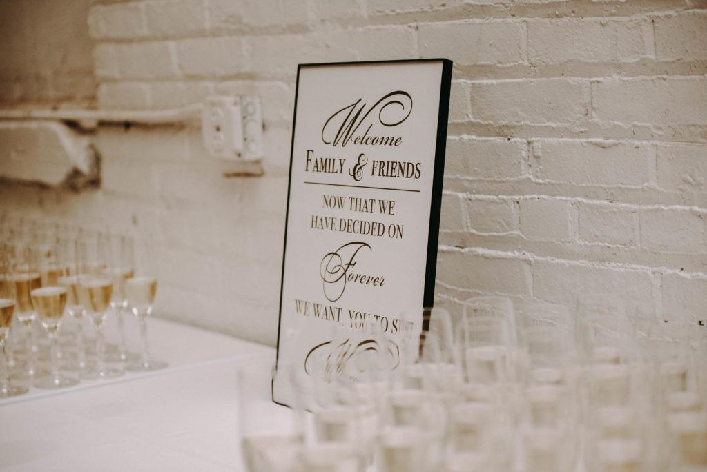 champagne cleveland wedding planner