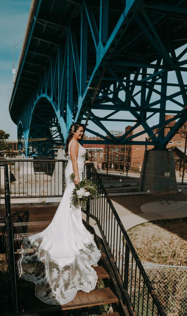bride cleveland wedding planner