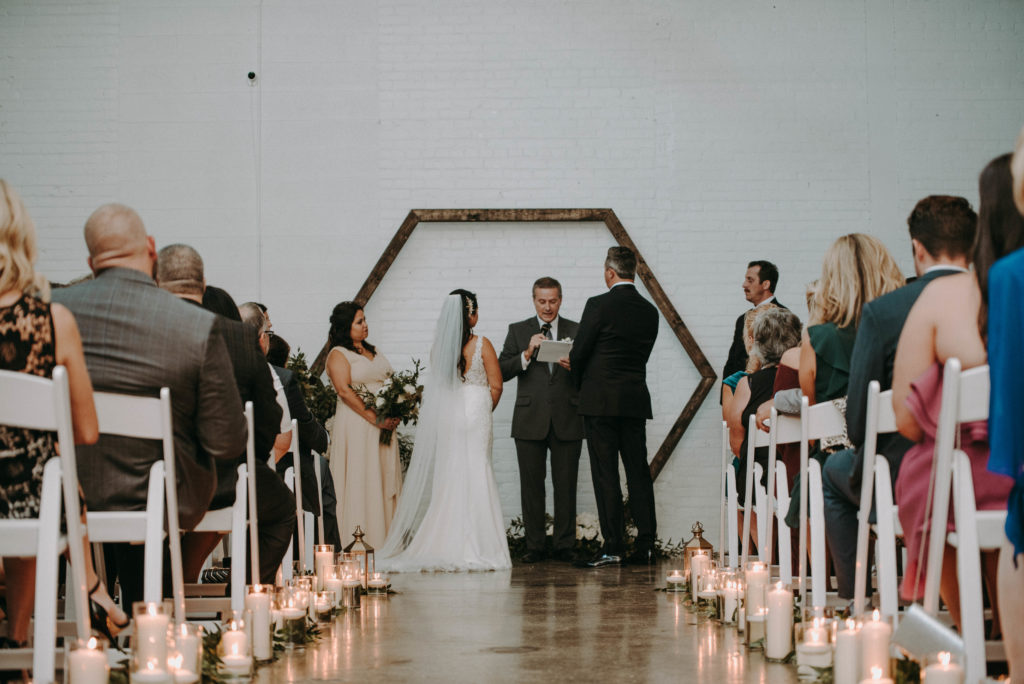 wedding ceremony cleveland wedding planner