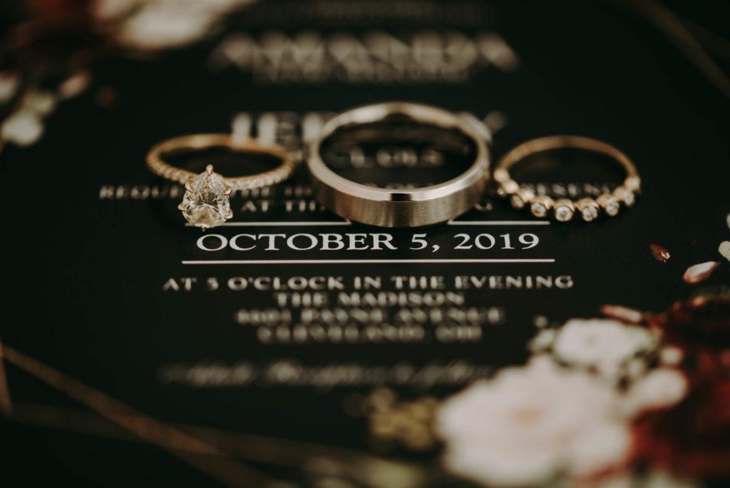 invitation cleveland wedding planner