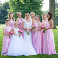 cleveland wedding coordinator bridesmaids
